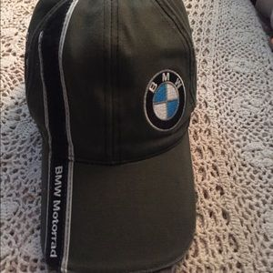 BMW of NYC embroidered baseball cap/hat